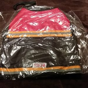 Kong M red dog reflective coat